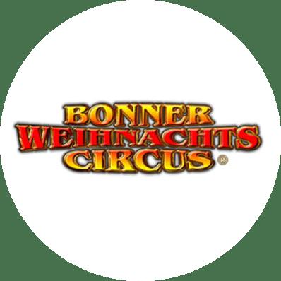 Portfolio Logo, cirkus Arnardo