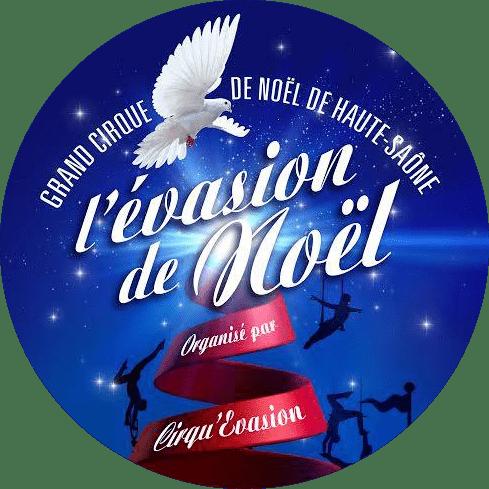 Portfolio Logo, Grande Cirque de Noel