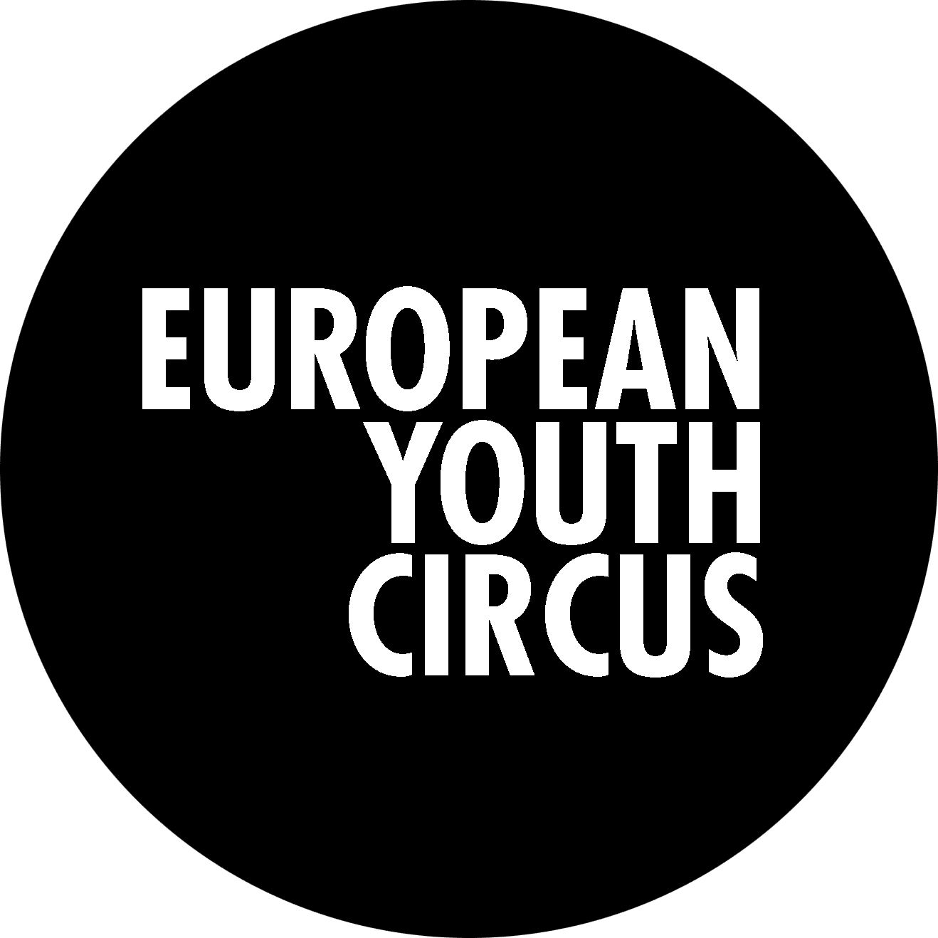 Portfolio Logo, Wiesbaden European Youth Circus Festival