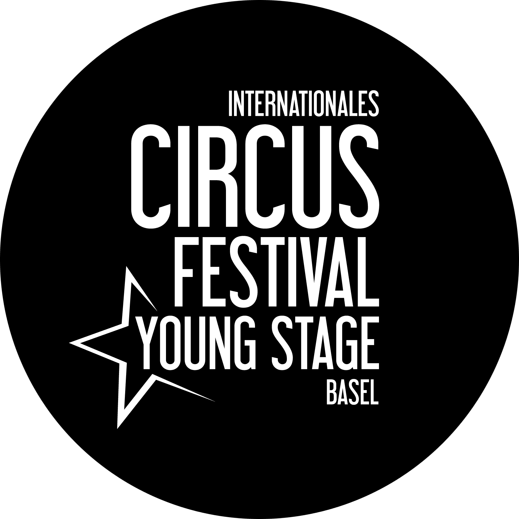 Logo, Circus Festival Young Stage Basel