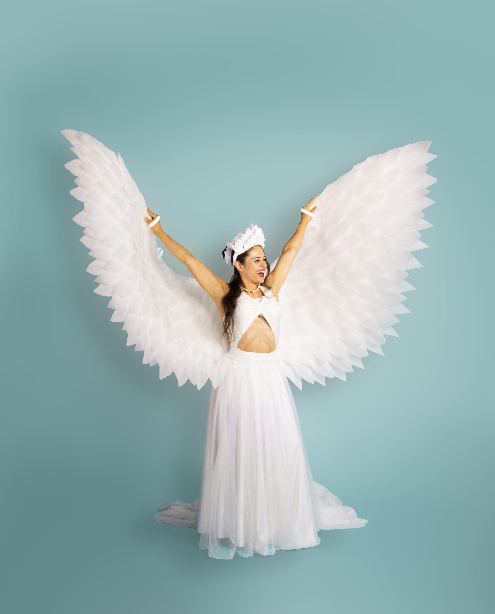 Engel Show, Weihnachtsengel