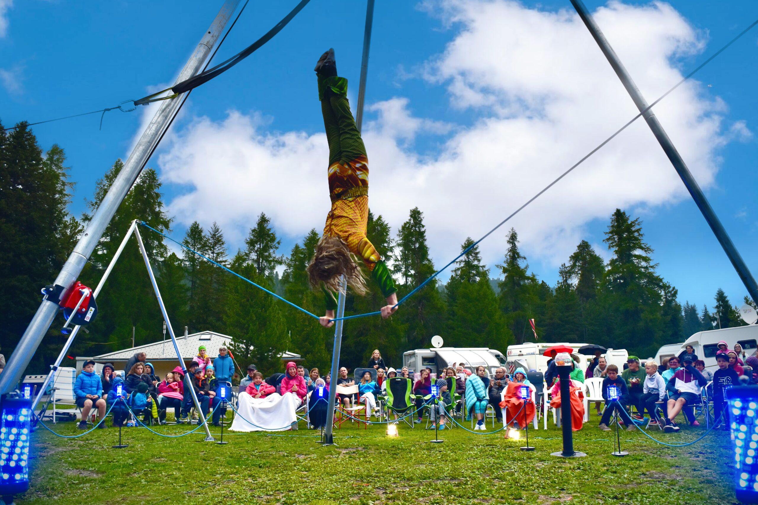 Camping Entertainment Schweiz