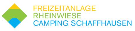 Freizeitwiese Rheinwiese, Camping Schaffhausen logo