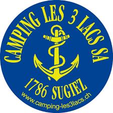 Camping les 3 lacs Logo