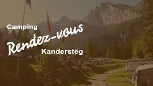 Camping Rendez Vous Kandersteg logo